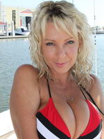 Slutty Akysha Sucks Some Cock And Gets A Good Fucking Whike Out On Her Boat - Picture 3